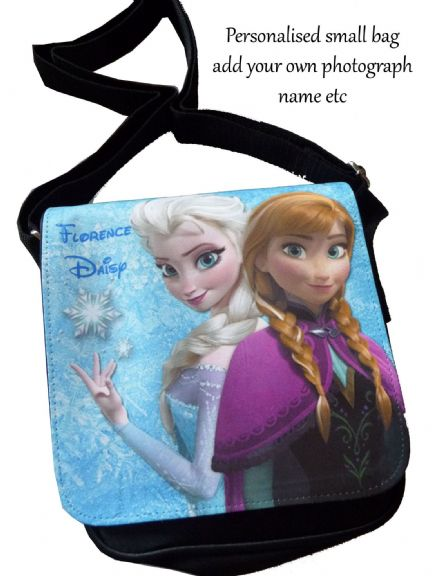 Child's personalised bag